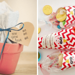 Creative Kids' Party Loot Bags + Favours