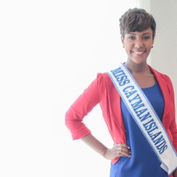 A Star is Born: Monyque Brooks, Miss Cayman Islands 2016