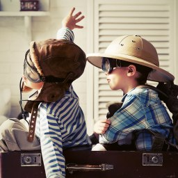 Travelling with Kids this Summer