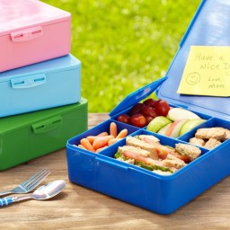 The Lunch Box Makeover